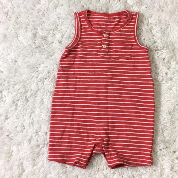 42cb0060ddc GAP Other - GAP Romper baby boy Orange size 18-24 Months